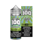 OG Blue Iced (Blue Slushie Iced) by Keep It 100 100ml