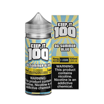 OG Summer Blue (Blue Slushie Lemonade) by Keep It 100 100ml