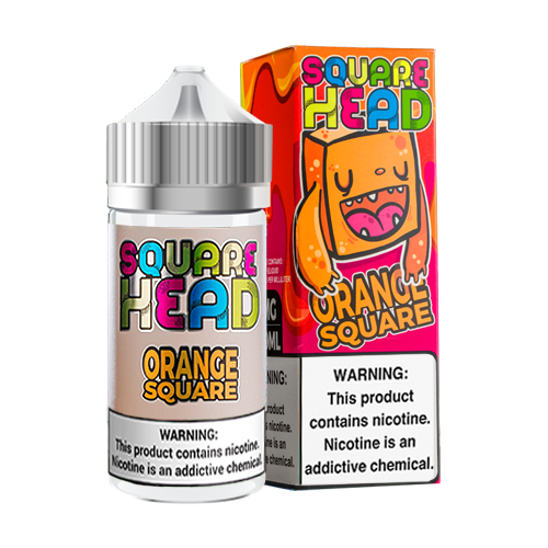 Orange Square by Square Head 100ml