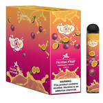 Passion Fruit Disposable Pod (1500 Puffs) by LOY XL
