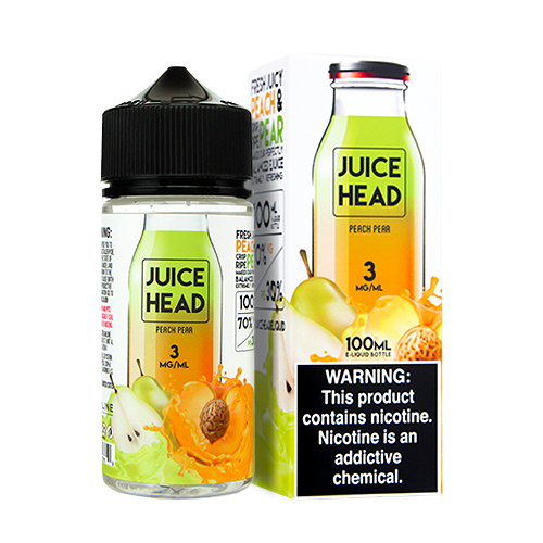Peach Pear by Juice Head 100ml