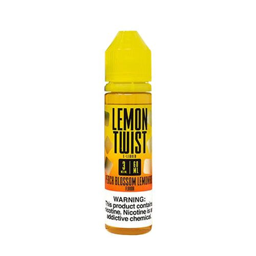 Peach Blossom Lemonade by Lemon Twist 60ml