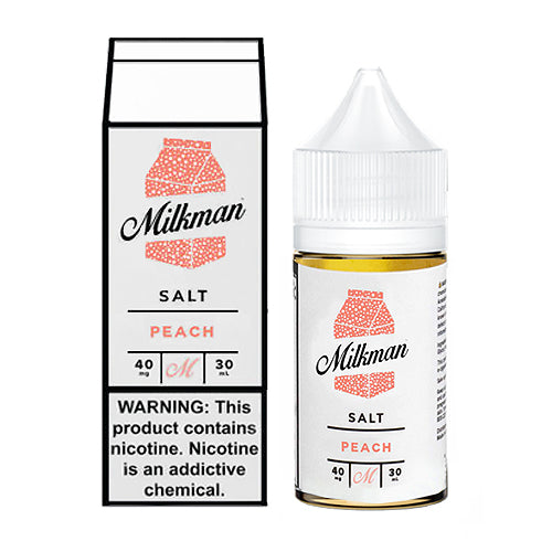 Peach by The Milkman Salt 30ml