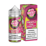 Pineapple Kiwi Dragon Fruit by Sorbet Pop 100ml