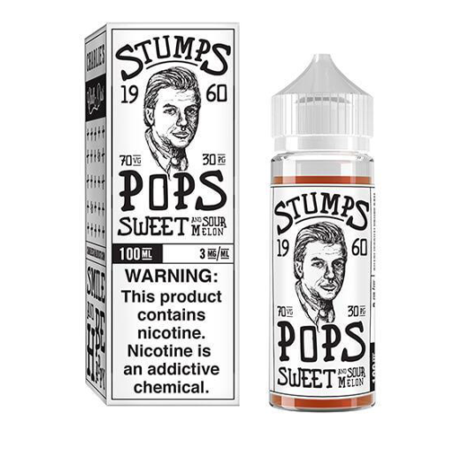 Pops 1960 by Stumps 100ml