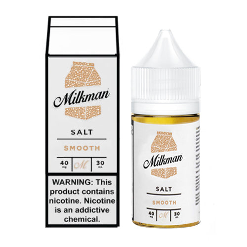 Smooth by The Milkman Salt 30ml
