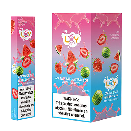 Strawberry Watermelon Disposable Pod by LOY