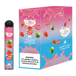 Strawberry Watermelon Disposable Pod (1500 Puffs) by LOY XL