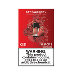 Strawberry - Pack of 4 Pods by Kilo 1K