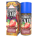 Strawberry Pound Cake by Famous Fair 100ml