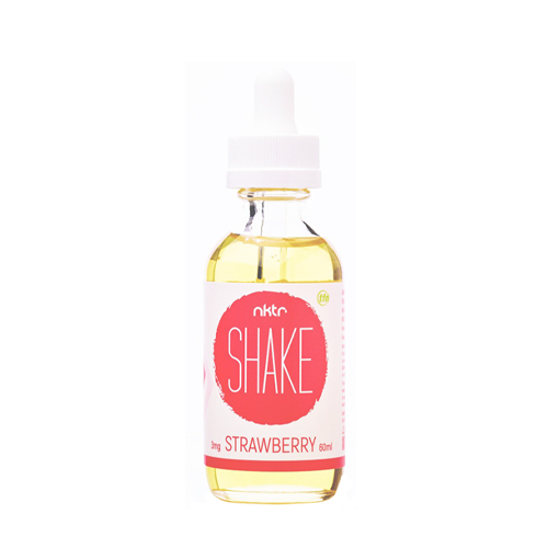 Strawberry by NKTR Shake 60ml