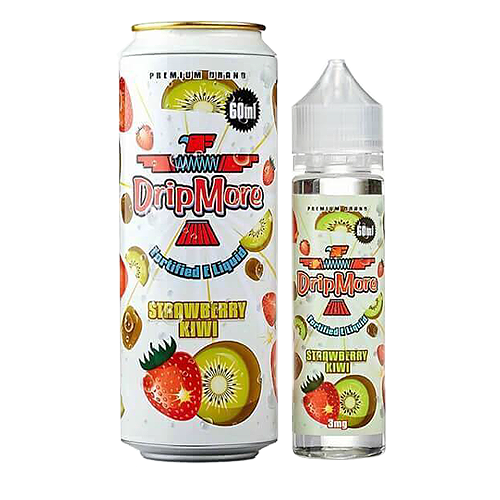 Strawberry Kiwi by Drip More 60ml