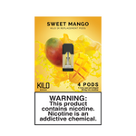 Sweet Mango - Pack of 4 Pods by Kilo 1K