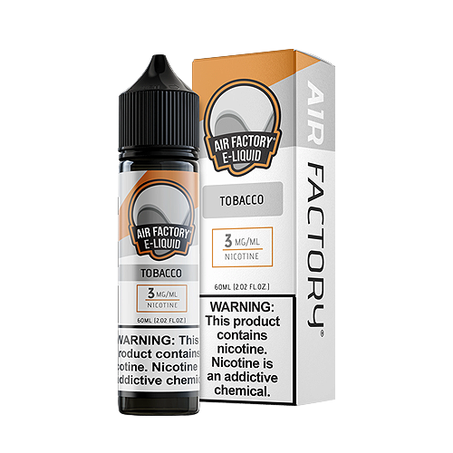 Tobacco by Air Factory Tobacco 60ml
