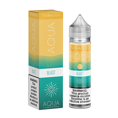 Blast (New Menthol) by Aqua Tobacco 60ml