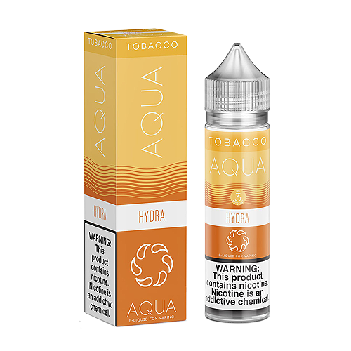 Hydra (Gold) by Aqua Tobacco 60ml