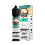 Tropic Freeze by Air Factory Menthol 60ml