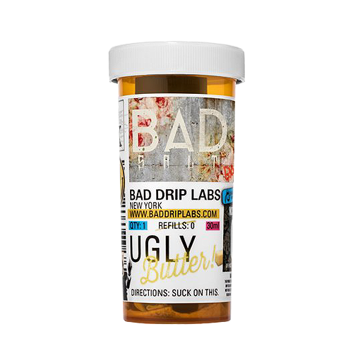 Ugly Butter by Bad Drip Salt 30ml