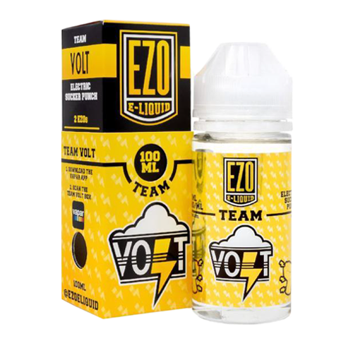 Team Volt Electric Sucker Punch by EZO E-Liquid 100ml