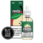 BOGO Watermelon Apple by Reds Apple Ejuice 60ml