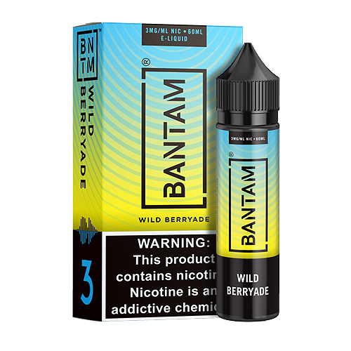 Wild Berryade by Bantam 60ml