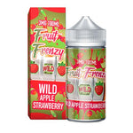 Wild Apple Strawberry by Fruit Frenzy 100ml