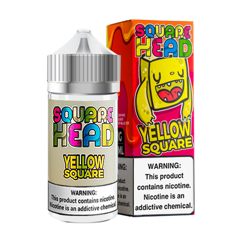 Yellow Square by Square Head 100ml