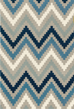 Load image into Gallery viewer, SCALA INDIGO HAND TUFTED RUG