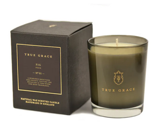 FIG CLASSIC CANDLE BY TRUE GRACE
