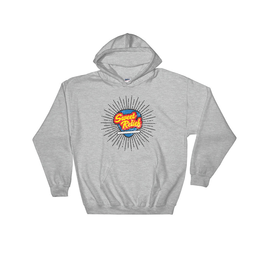 Healing Musicians In Need Hooded Sweatshirt