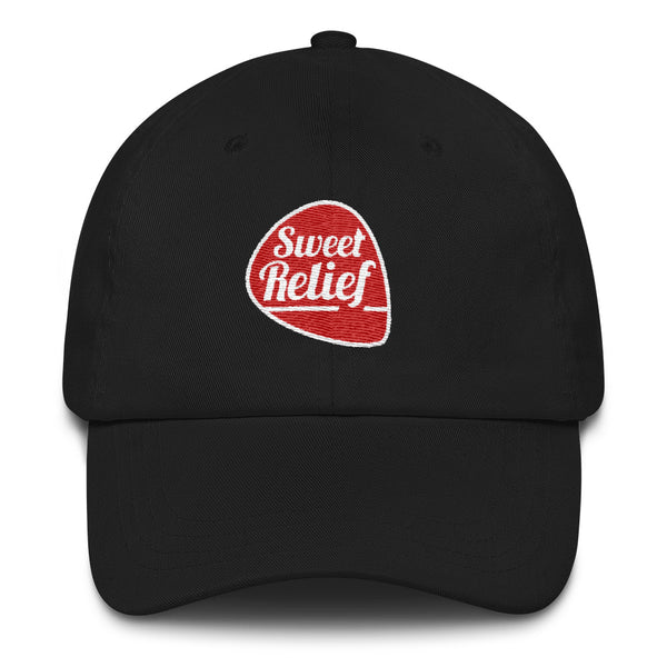 Sweet Relief Logo Dad Hat