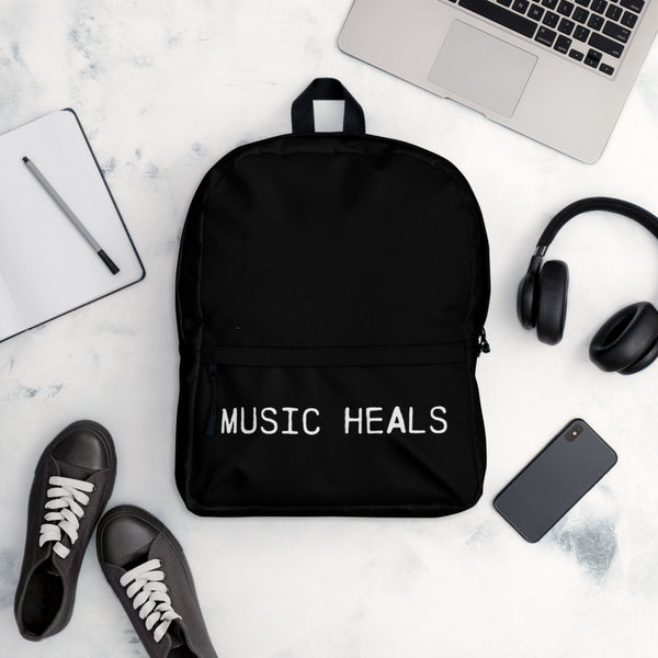 Music Heals Backpack