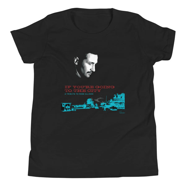 Mose Allison Youth T-Shirt