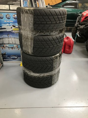 NEW Hoosier H20 Tires
