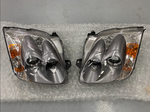 New set of OEM 2002-2005 Acura NSX Headlights