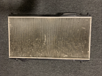 2003 Acura NSX OEM radiator and fan