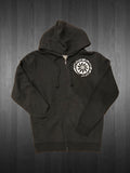 Powerneedy Zip Up Turbo Hoodie
