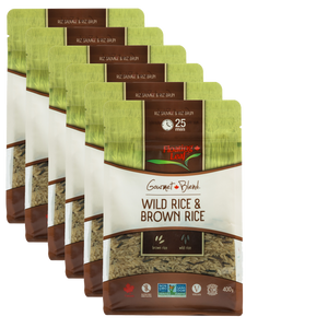Wild Rice & Brown Rice Blend (6 x 400g)