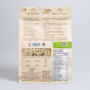 Sprouted Brown Rice, Split Pea & Quinoa (6 x 400g)