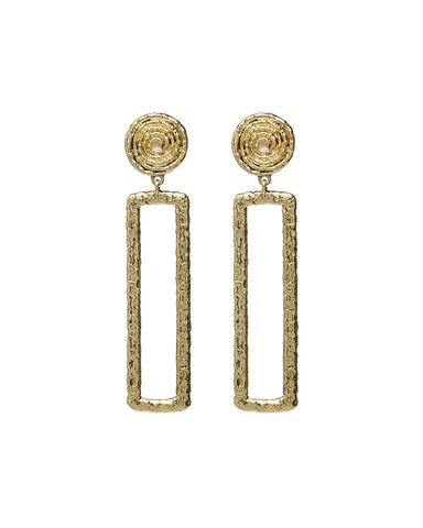 Adonis Earrings- Gold