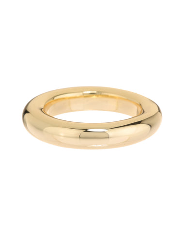 Amalfi Tube Ring- Gold