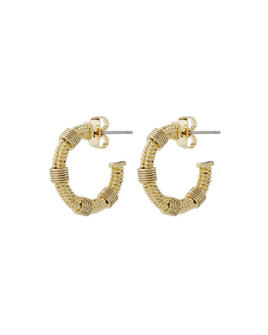 Farah Hoops- Gold (Ships Mid November)