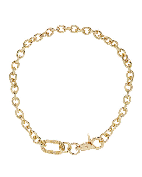 Isla Statement Necklace- Gold