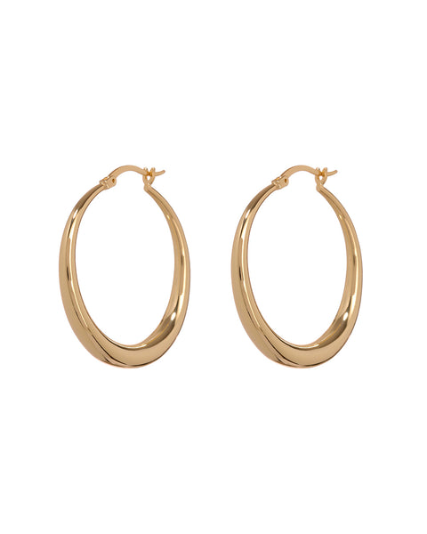 Baby Lucca Hoops- Gold (Ships Mid January)