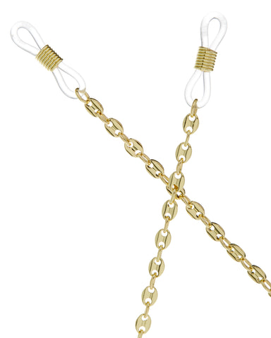 Mariner Sunglass Chain- Gold