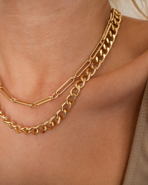 Soho Necklace | Sivan Ayla x Luv Aj