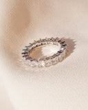 Princess Ballier Ring- Silver