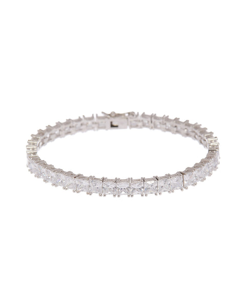 Princess Ballier Bracelet- Silver (Ships Early April)
