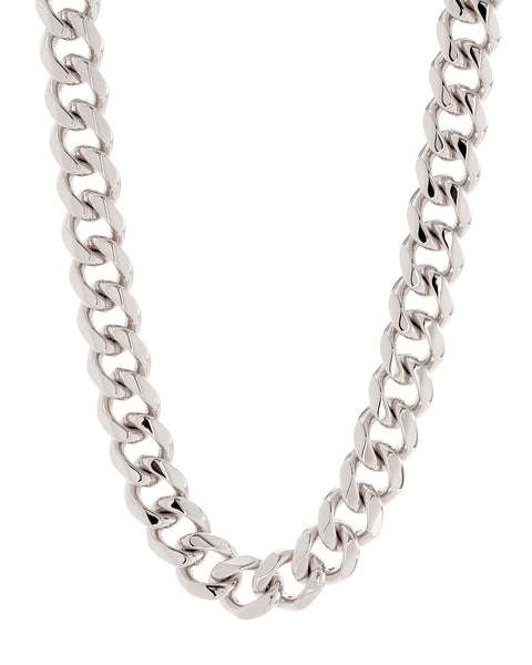 Seraphina Statement Necklace- Silver