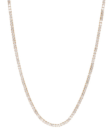 Ballier Necklace- Gold (Ships Mid March)